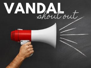 Nominate someone for a Vandal Shout Out!