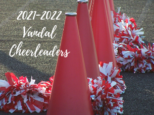 2021-2022 Vandal Cheerleaders