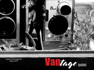 Take a look at the new Vandal Voice Magazine!